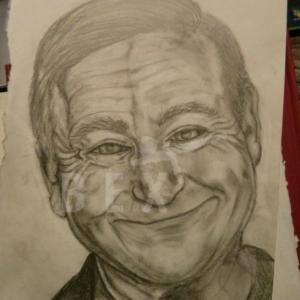 Robbin Williams sketch