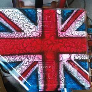 union jack fuse box cover