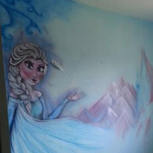 princess wall