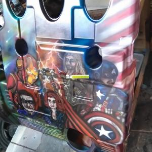 avengers engine cover