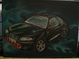 rover canvas