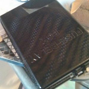 carbon fiber fuse box cover